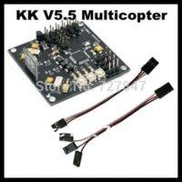 Wholesale Impedance Battery - USB Loader USBasp Programmer+KK multicopter Board+Receiver cable +ESC board full cable impedance cable amplifer cable amplifer