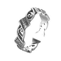 ingrosso nuove porcellane di accessori di moda-5pcs / lot economici anello vintage femminile 925 gioielli in argento sterling nuovi accessori moda per gli uomini anelli punk acquistare all'ingrosso Bulk Cina Bijoux