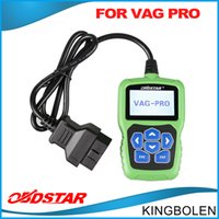 Wholesale New Vag Pin - Original OBD star VAG pro Key Programmer & Mileage correction tool via obd cable No Need Pin Code Support New Models DHL free Shipping