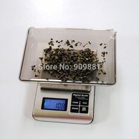 Wholesale Medical Lcd - 3000g 0.1g LCD Digital Jewelry Scale Mini Portable Kitchen Scales Food Diet Weighing Gram Weight Balance Free Shipping