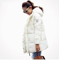 Wholesale Down Coat Black For Women - 2016 New Long Parkas Female Women Winter Coat Thickening Cotton Winter Jacket Womens Outwear Parkas for Women Winter Outwear tk2018