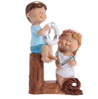 Diversión en el Beach Cake Topper Wedding Topper Regalo de Boda Cake Topper Wedding Cake Decoraciones 2016 June Style