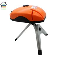 Wholesale Mini Laser Level Tripod - New Multi-Functional Mini Laser level Horizon Vertical Line Tool Spirit Mouse Type Right Angle With Tripod Stand order<$18no track