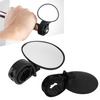 Wholesale cycling rear view mirrors for sale - Group buy Bike Bicycle Cycling Universal Adjustable Rear View Mirror Handlebar Rearview Mirror bike accessories Flexible Safety Rearview