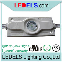 Wholesale Outdoor Light Boxes Signs - UL CE ROHS LISTED 2.4w 200lm 12v CREE led module backlight led light for outdoor light box signs