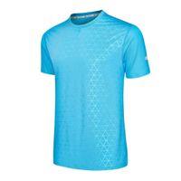 Wholesale Men S Running - Men Runing jerseys short sleeve polyester size S-XL