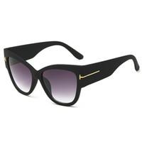 Wholesale Stylish Ladies Sunglasses - Hot! New Stylish Womens Ladies Fashion Vintage Cat-Eye Big Frame Sunglasses