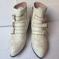 09359e7e2c Wholesale Studded Boots - Buy Cheap Studded Boots 2019 on Sale in ...