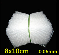 Wholesale Bubble Material - New Wrap Envelopes  White Plastic Bubble Bags LDPE Packing material Bubble Bag Wholesale price