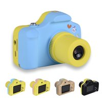 Wholesale Kids Camera Sd Card - Mini Me Children Kids Digital Camera 1.5 Inch Sports Action Cameras For Children Christmas Gifts 1920x1080P Built-in 800 mAh Battery