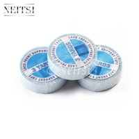 Neitsi Super Glue Tape pour les extensions de cheveux Double face 3 Yards 1PC Blue Lace Front Support Tape / Glue Fast Shipping
