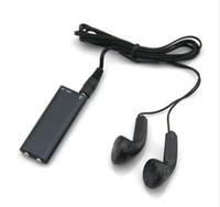 ingrosso micro recorder vocale gratuito-Mini registratore vocale di 8GB Penna di registrazione Suono digitale pulito Micro registratori audio portatile Mp3 Player 829 spedizione gratuita