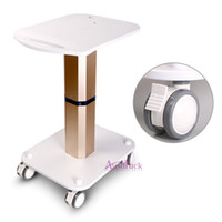 Wholesale Trolley For Beauty Machine - 4Models Trolley Stand Cart Assembled For Ultrasonic Cavitation RF Massage Beauty Machine