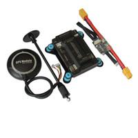 Wholesale Crius Gps - New APM2.8 ATMEGA2560 Flight Controller + NEO-7M GPS Module + Crius Power Module