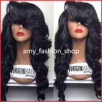 Wholesale Grade 5a Malaysian Curly Hair - Brazilian Human hair full lace wigs,Supply 5A grade human hair wig
