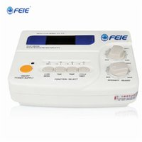 Wholesale Tens Therapy Free Shipping - Body Relax Medical Physical Therapy Electronic Pulse Massager(TENS) EA-F24 Free Shipping