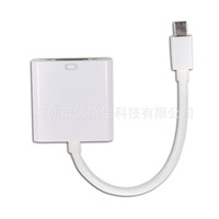 Wholesale Imac Display Adapter - Mini DisplayPort To VGA Mini Display Port DP to VGA Converter Cable Adapter Cable for Mac iMac MacBook Pro