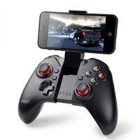 игровой контроллер ipega оптовых-2017 лучшие продажи iPega PG-9037 Bluetooth игровой контроллер геймпад для Android устройств смартфоны Tabelts ПК