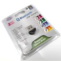 Bluetooth USB 2.0 Dongle-Adapter kleinste Bluetooth-Sender-Adapter V2.0 EDR USB Dongle 100m PC Laptop