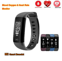 Wholesale Monitor Oximeter - M2 Smart Band Heart Rate Blood Monitor Pressure Oxygen Oximeter Sport Bracelet Bluetooth Watch Inteligente Pulse For iOS Android Phone