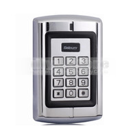 Wholesale Keypad Reader - Door Lock Access Control Controller 125KHz RFID ID Metal Keypad Card Reader Security For House Office