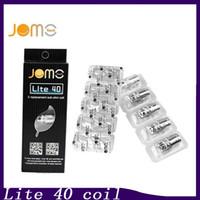 Wholesale Lite Replacement - JOMO Lite 40 Sub Ohm Coil Replacement Jomotech Cigarette Head Coil for Jomo Lite 40W Kit 0266141