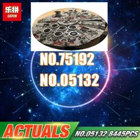 Wholesale Ultimate Models - NEW LEPIN 05132 8445Pcs Ultimate Collector's Model Destroyer Building Blocks Bricks Toy 75192