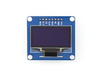 Wholesale Display 12864 - Wholesale-High quanlity mini hdmi screen SH1106 1.3 inch OLED module OLED display module 12864 blue straight pin