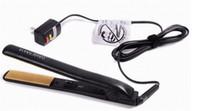 """Wholesale Ionic Straightener - 2017 HOT Pro 1"""" Ceramic Ionic Tourmaline Flat Iron Hair Straightener with Retail Box"""