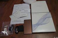 acessórios para celular venda por atacado-Frete grátis DHL caixa de varejo pacote de varejo para SONY Z3 Z3 caixa de telefone celular compacto com acessórios para HTC M7 M8 M9 telefone