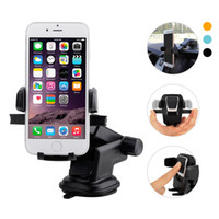 Wholesale green cars for sale for sale - Factory Sale Colors N2 Universal Retractable Car Mounts Holders Cradles With Suction Cup For iphone Samsung Note Free DHL