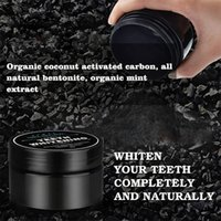 Wholesale Tooth Staining Teeth - TOP Tooth Whitening Nature Bamboo Activated Charcoal Smile Powder Decontamination Tooth Yellow Stain Bamboo Toothpaste Oral Care MR491