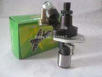 Wholesale Fuel Solenoid - Electric fuel injector pump w  solenoid for Yanmar L100 Kama Kipor 10HP Diesel free postage 406CC 418CC generator injection