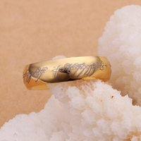 новый 2016 для женщин The Lord Of the Rings vintage Accessories gold-plated gold fill lighter jewelry love for men wholesale