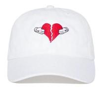 corazón del álbum al por mayor-Kanye west Heart break album logo Gorra de  béisbol fb0e73aca23