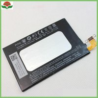 Wholesale M7 Battery - ISUN BN07100 2300mAh Battery for HTC one M7 802D 802T 802W 801E 801S Cell
