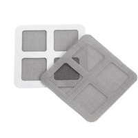Wholesale fix patch - 3 pieces Sheer Curtains Screens door repair paste Anti-mosquito Repair patch Anti-mosquito net free shipping
