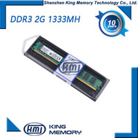 Wholesale Memory Ram Ddr3 2gb Desktop - KST brand new DDR3 pc memory RAM 2gb 1333Mhz 1.5v for PC Computer,full compatible