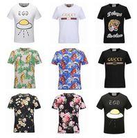 Wholesale Donald Girls - NEW 2017 New Fashion Donald Duck T-shirts Men WOMEN Cartoon Anime T Shirt O Neck Short Sleeve Tops Sweatshirts Boy Girl Funny Tshirt