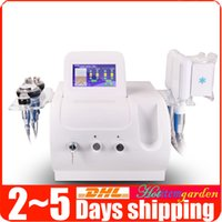 Wholesale Cryolipolysis Cavitation Machine - Double Cold Handles Cryolipolysis Cooling Vacuum Freezing System Cavitation Fat Loss Slimming Cellulite Removal RF Skin Care Beauty Machine