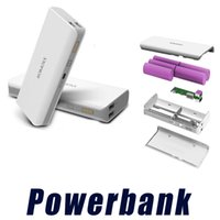 Wholesale External Battery For Iphone 4s - Mobile Power Bank 10400mAh Portable External Backup Power Battery Charger Pack for iPhone 6 5s 4s HTC Samsung s4 s5