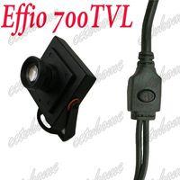 Wholesale Cctv Board Osd - Mini HD Camera Box 25mm Board lens Sony 700TVL OSD Security CCTV Color camera