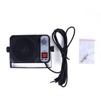 yaesu cb radio großhandel-TS-650 3.5mm Jack Car Audio Lautsprecher für KENWOOD YAESU Hochleistungs-Cb-Radio kostenloser Versand