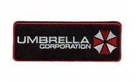 Wholesale Umbrella Vest - Resident Evil Umbrella Corporation Embroidered IRON ON  SEW ON Cool Biker Vest Patch Military Badge Wholesale Free Shipping Party Favor