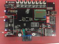Wholesale Vw Ecu Obd - OBD Simulator J1939 Simulator Engine ECU Simulator MINI Version 602 Current Measurements Switch Free Shipping