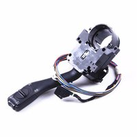 Wholesale Cruise Control Golf Oem - OEM Cruise Control Stalk Switch + Harness Fit VW Passat B5 Golf MK4 Jetta MK4 Beetle Bora 18G 953 513 A 1J0 953 513