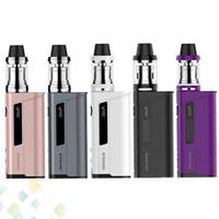 kit de cigarro eletrônico innokin venda por atacado-100% Original Innokin Oceanus com Scion Starter Kit 3.5 ml com Duas Baterias 20700 Cigarro Eletrônico DHL Livre