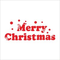 Wholesale Xmas Stickers For Windows - Window Stickers for Merry Christmas Decoration Wall Stickers Xmas Home Decoration Window Display Removable Wallpaper Product Code:90-2025