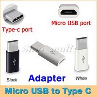 Wholesale Cheapest Micro Usb Adapter - Cheapest Wholesale Micro USB Female to Type C Male Mini Connector Adapter For Macbook Nokia N1 Oneplus2 Note7 Free DHL 500pcs