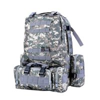 Wholesale New Outdoor Military Camping hiking Assault Tactical Large Rucksack Backpack Bag